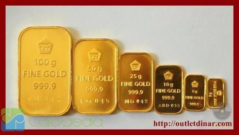 Tips Membeli Emas Batangan 17 Agustus 1945 Indonesia
